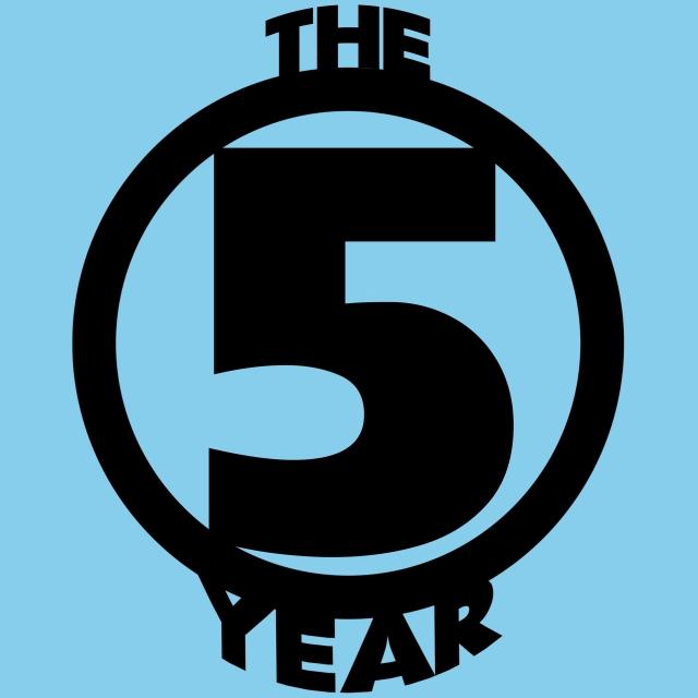 5 year t shirt